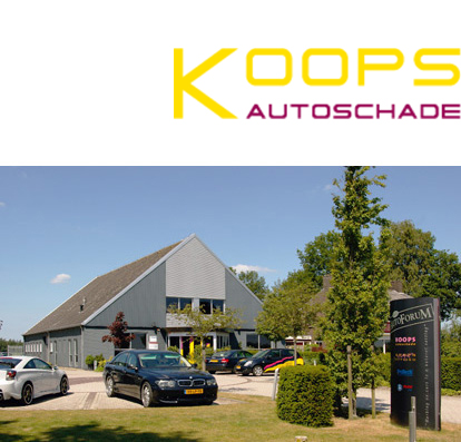 Koops Autoschade Borger - Samenwerkende Autoschade Groep