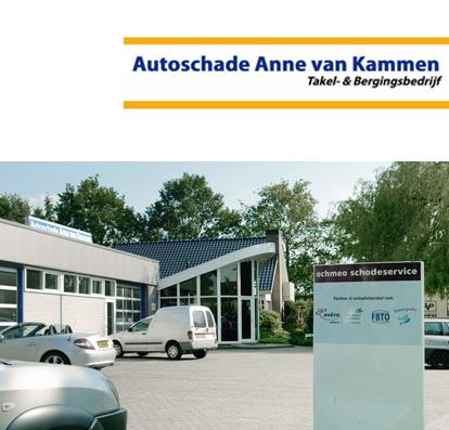 Autoschade Anne van Kammen Surhuisterveen - Samenwerkende Autoschade Groep